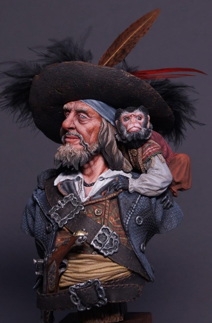 Фигурки: Капитан Барбосса, фото #5