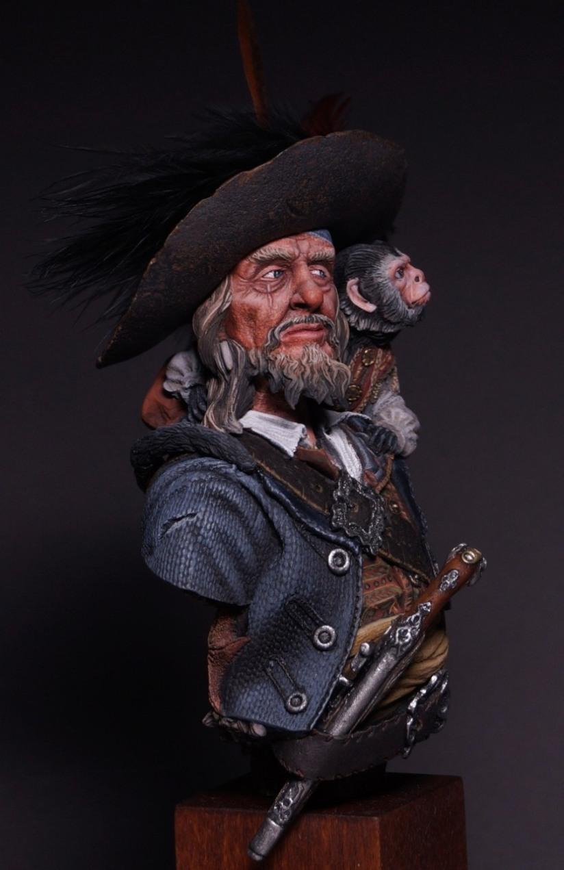 Фигурки: Капитан Барбосса, фото #8