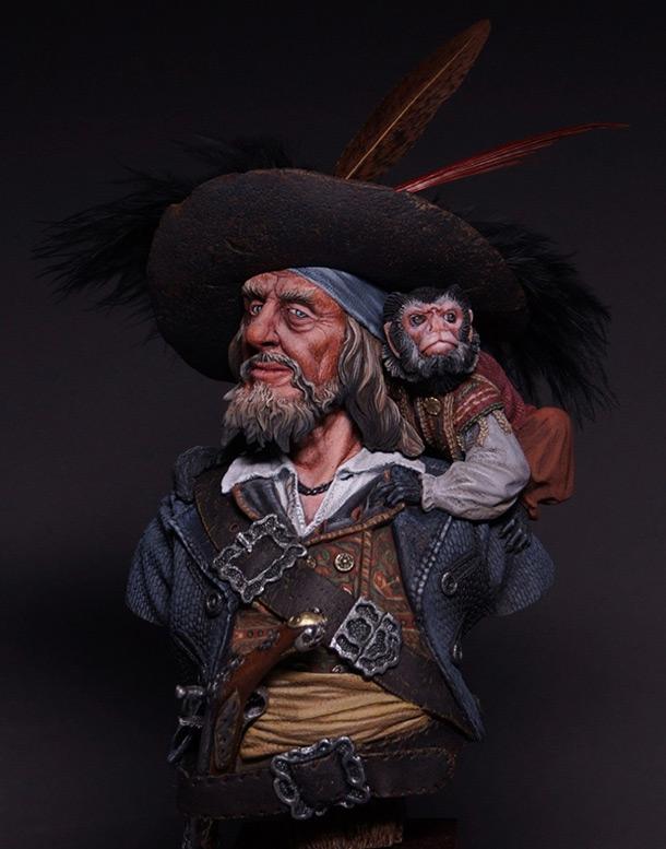 Фигурки: Капитан Барбосса