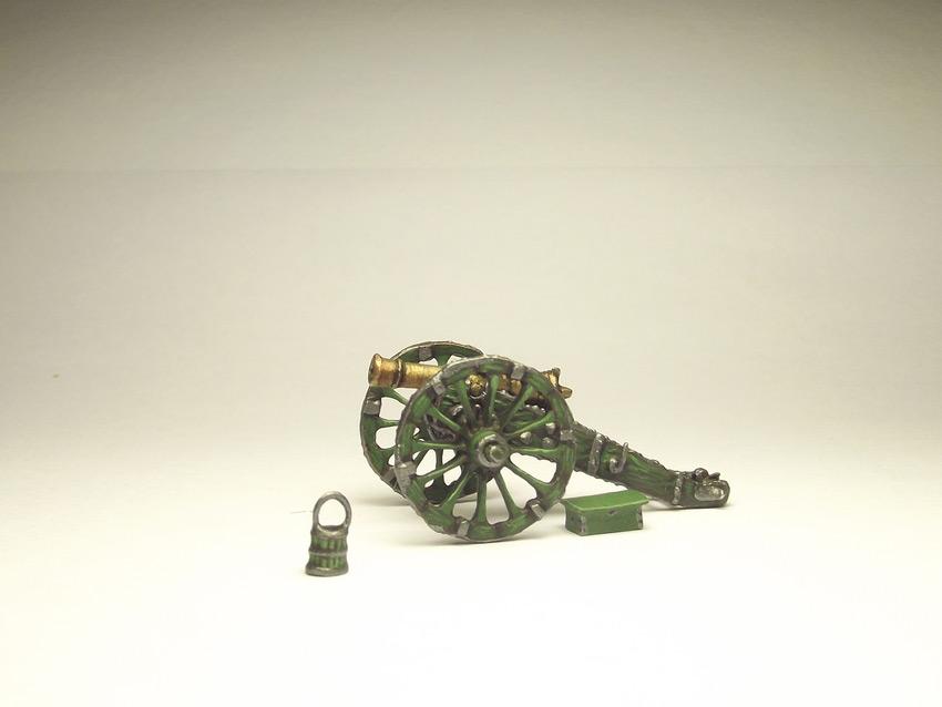 Фигурки: Русская артиллерия, 1812 г., фото #14