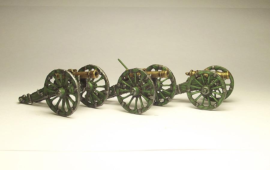 Фигурки: Русская артиллерия, 1812 г., фото #15