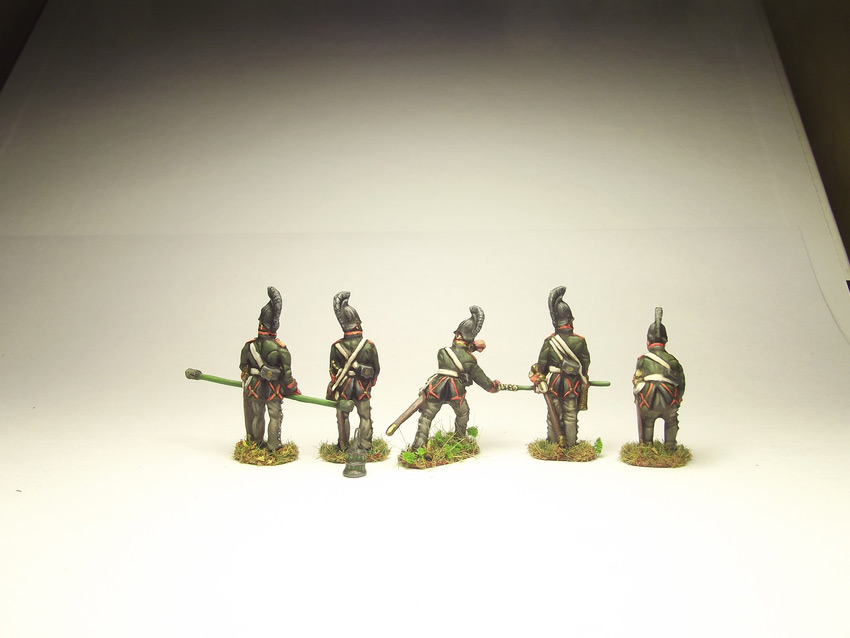 Фигурки: Русская артиллерия, 1812 г., фото #8