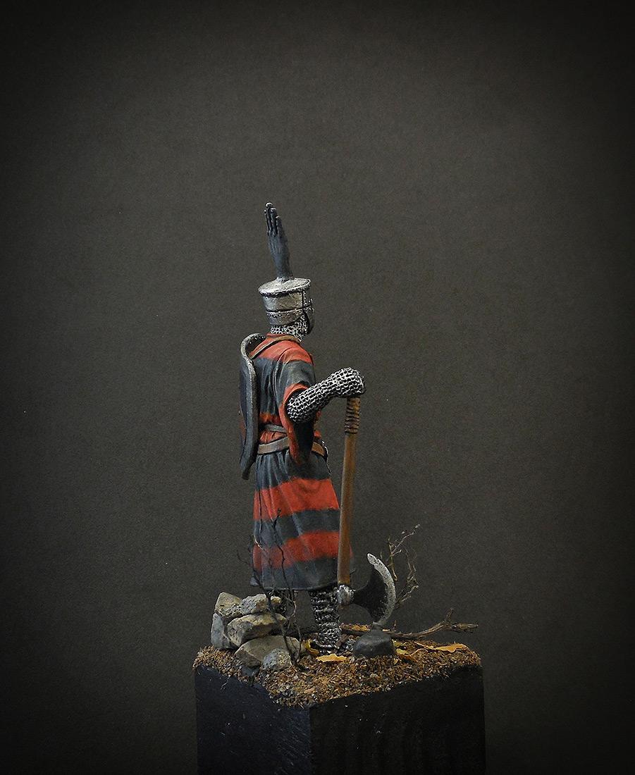Фигурки: Германский рыцарь, 1200 г., фото #5