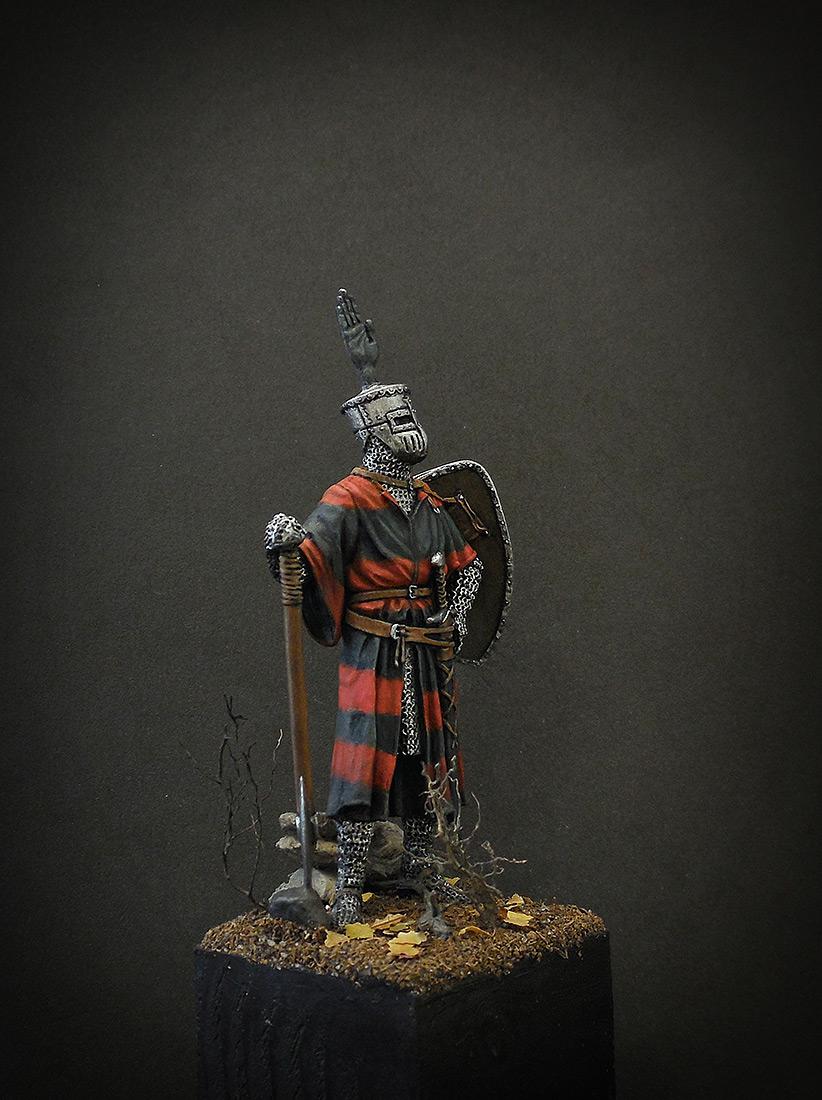 Фигурки: Германский рыцарь, 1200 г., фото #6