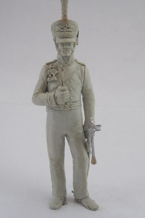 Скульптура: Фейерверкер 1812 г.