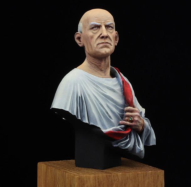 Фигурки: Римский сенатор