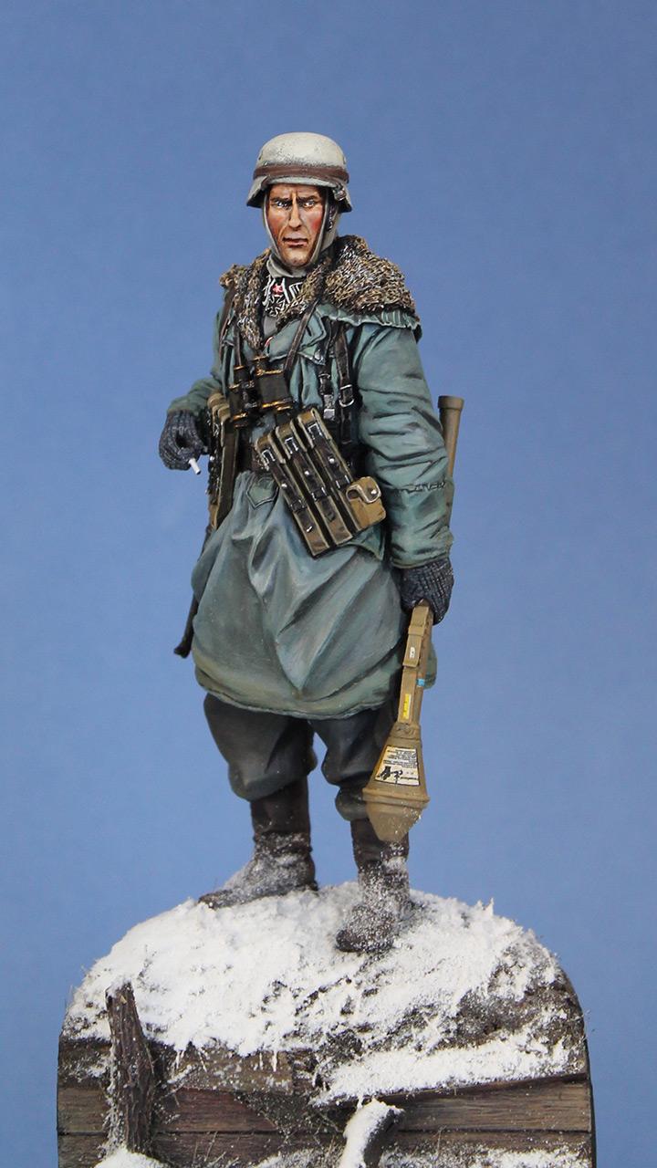 Фигурки: Шарфюрер, Восточный фронт, фото #1