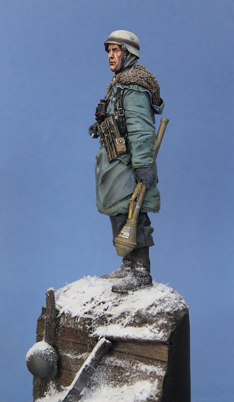 Фигурки: Шарфюрер, Восточный фронт, фото #2