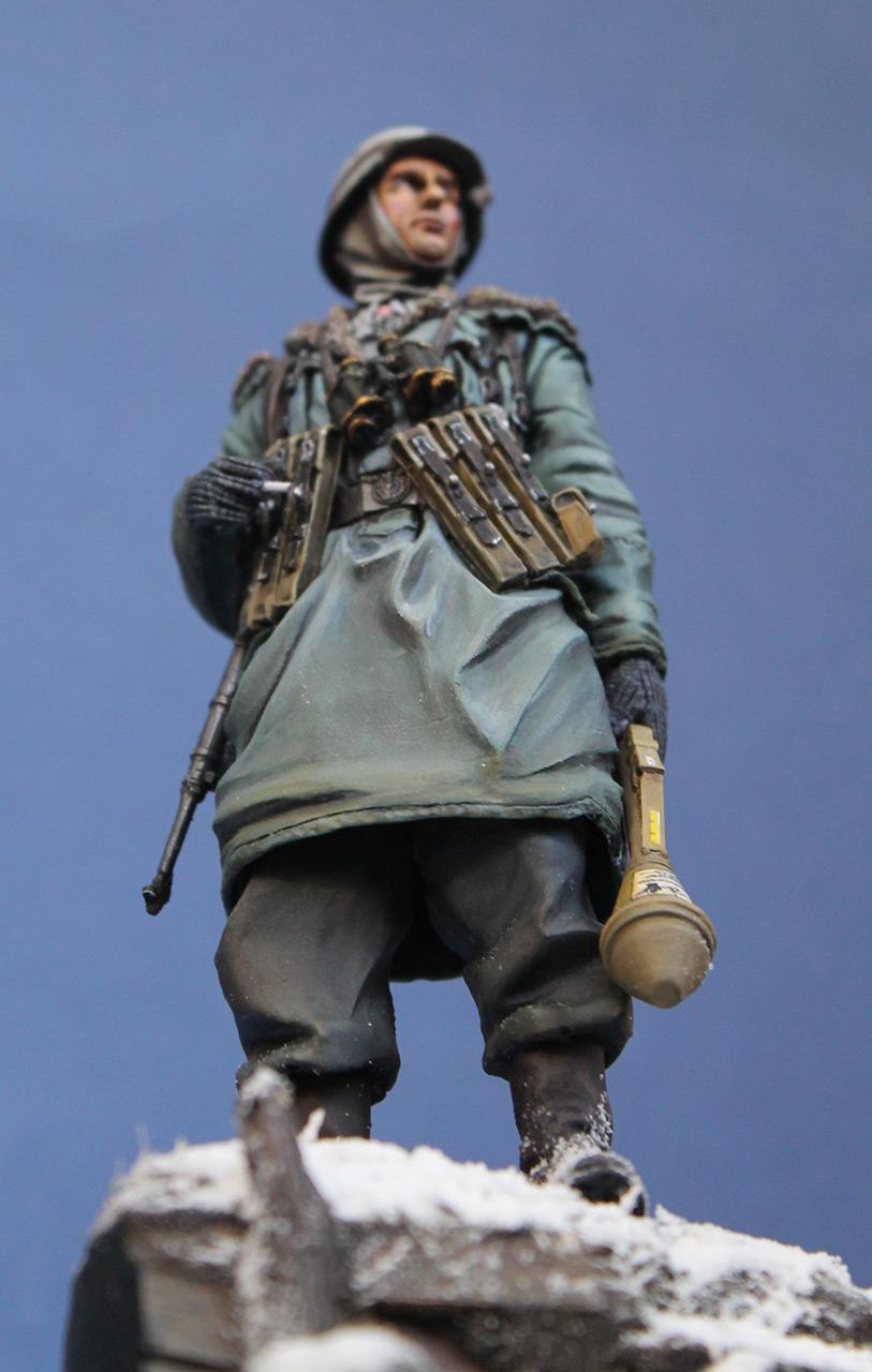 Фигурки: Шарфюрер, Восточный фронт, фото #3