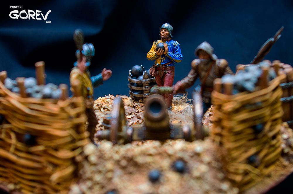 Диорамы и виньетки: Заряжай!, фото #5