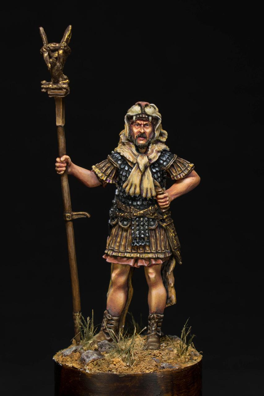 Фигурки: Преторианский аквилифер, I в. н.э., фото #1