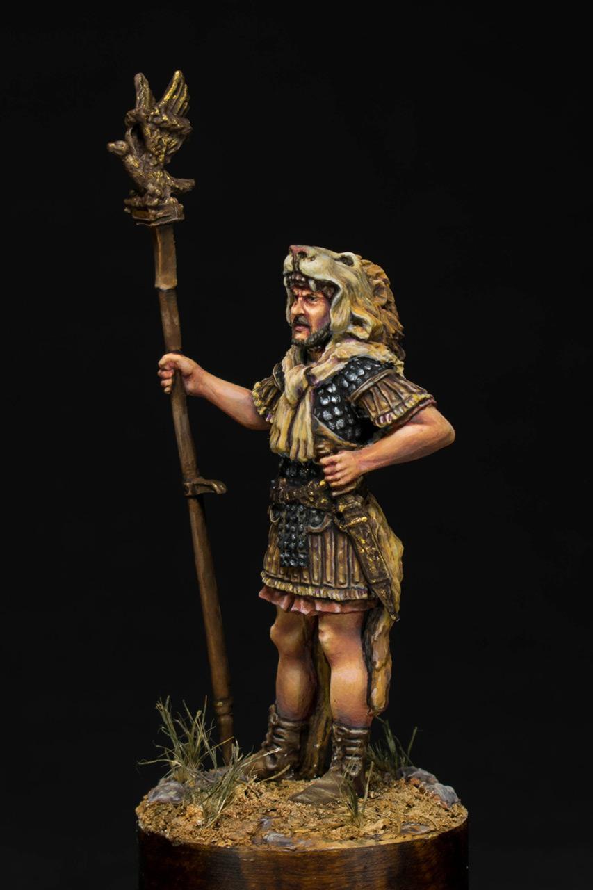 Фигурки: Преторианский аквилифер, I в. н.э., фото #2
