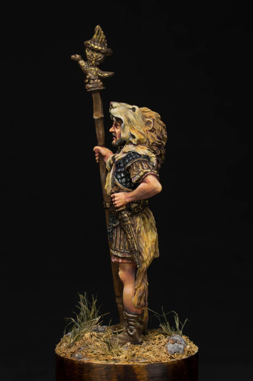 Фигурки: Преторианский аквилифер, I в. н.э., фото #3