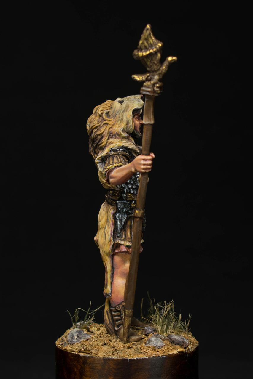 Фигурки: Преторианский аквилифер, I в. н.э., фото #7