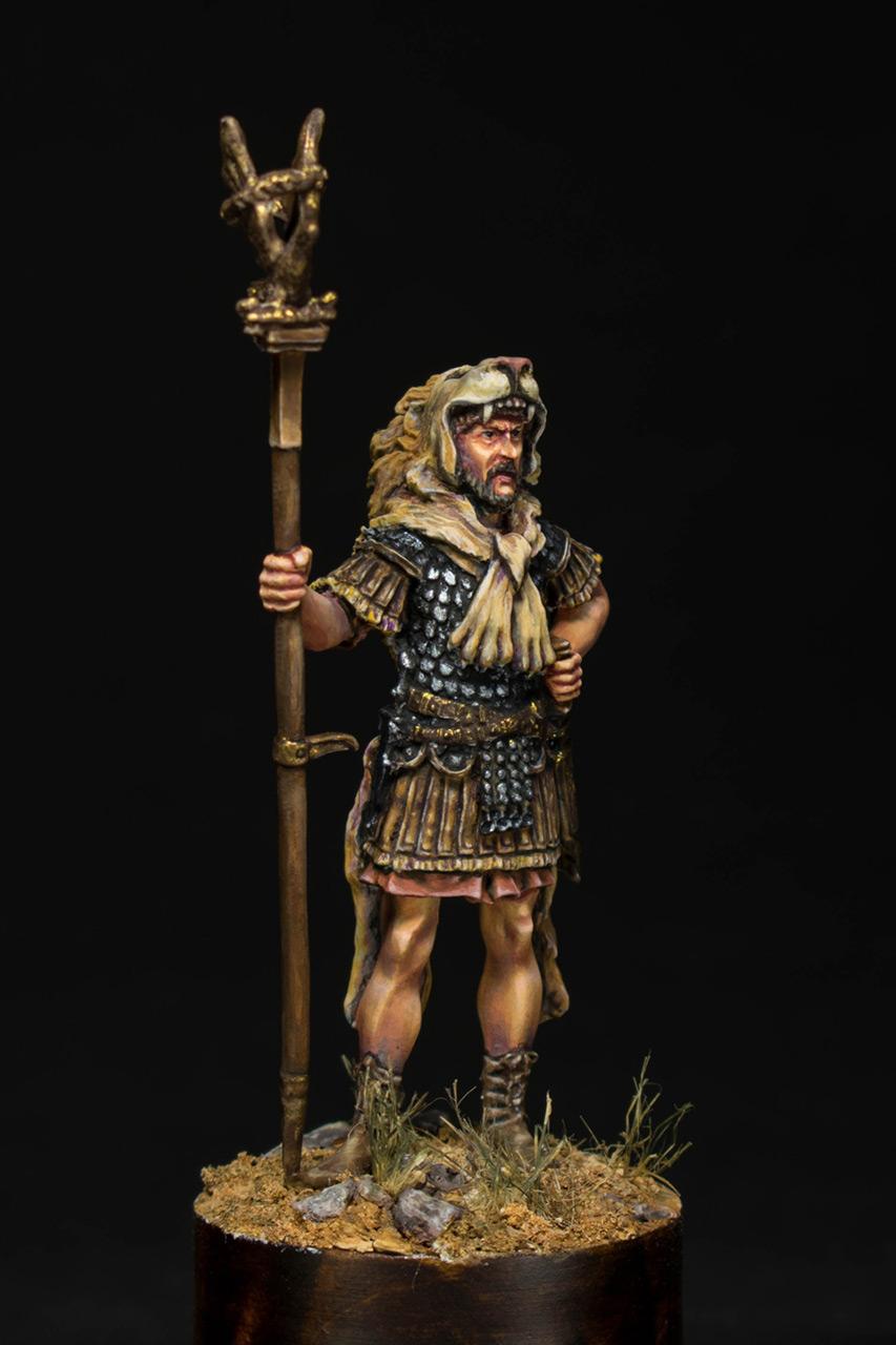 Фигурки: Преторианский аквилифер, I в. н.э., фото #8
