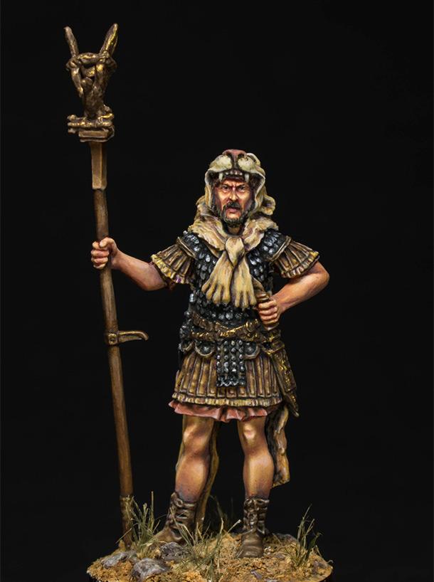 Фигурки: Преторианский аквилифер, I в. н.э.
