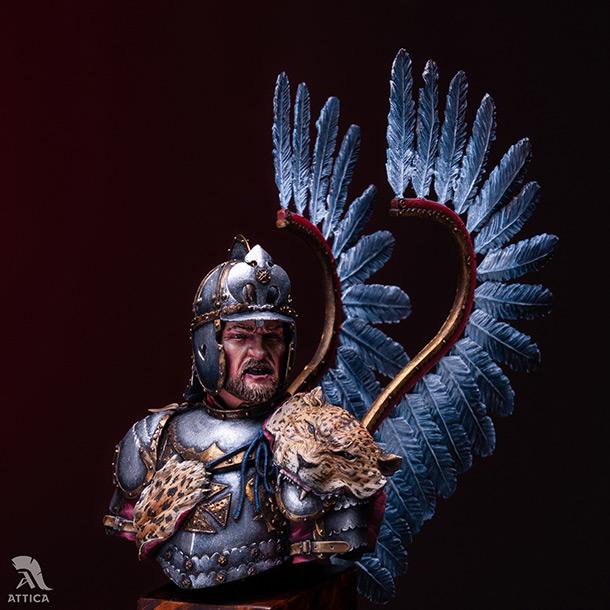 Фигурки: Польский крылатый гусар