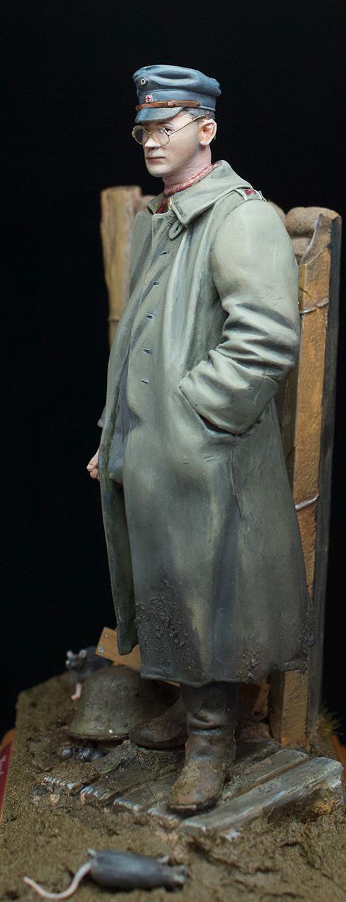 Фигурки: Гамбургский пехотный сержант, 1917 год, фото #5