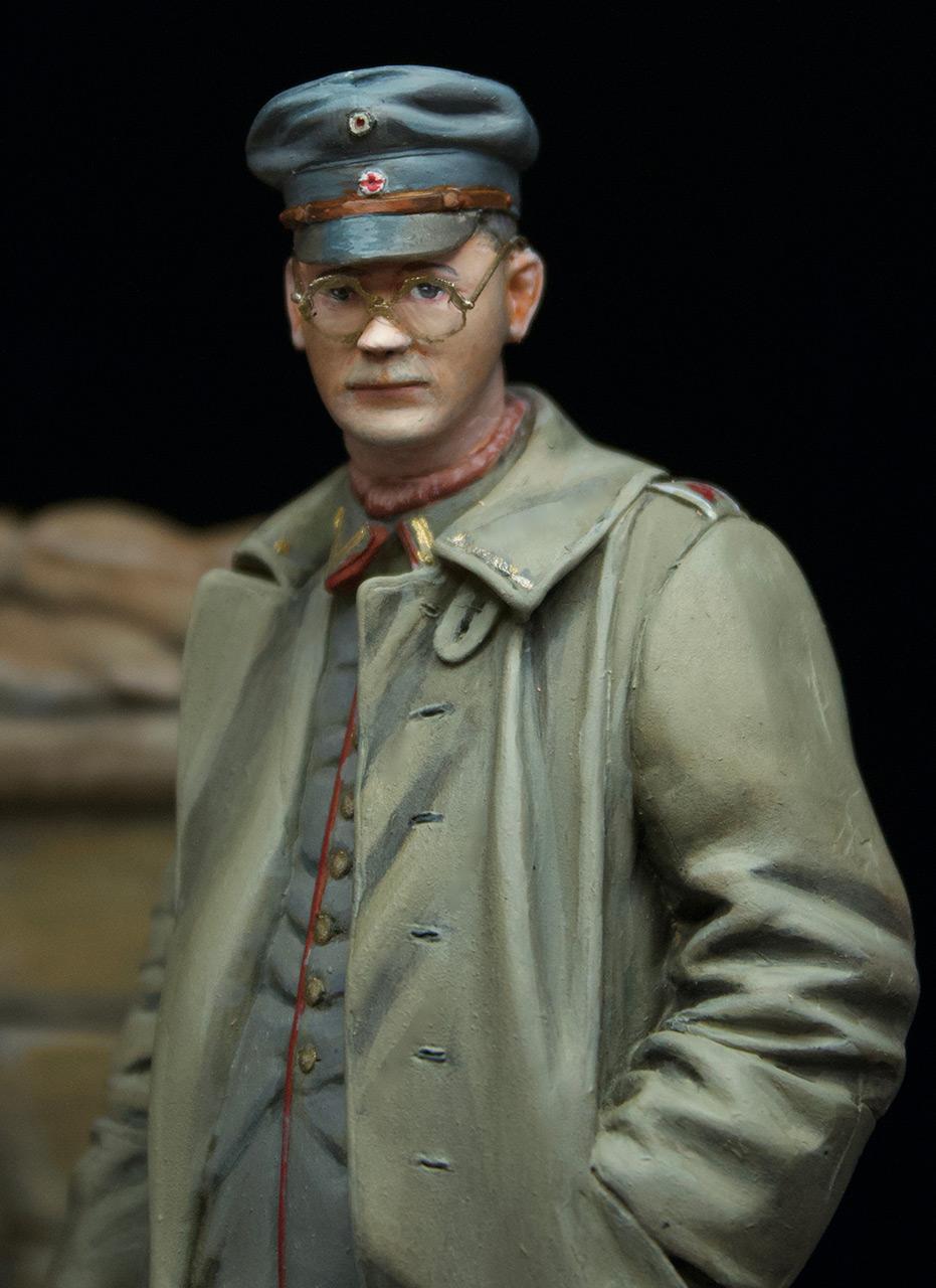 Фигурки: Гамбургский пехотный сержант, 1917 год, фото #8