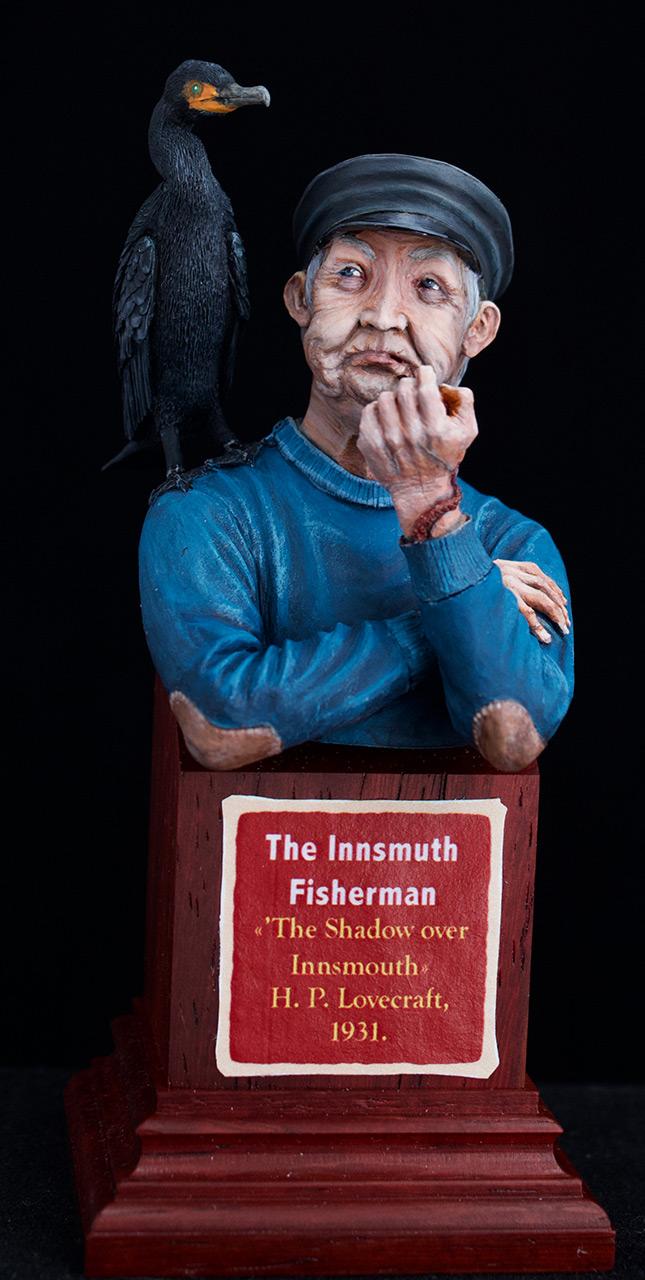 Фигурки: Человек - Рыба, фото #1