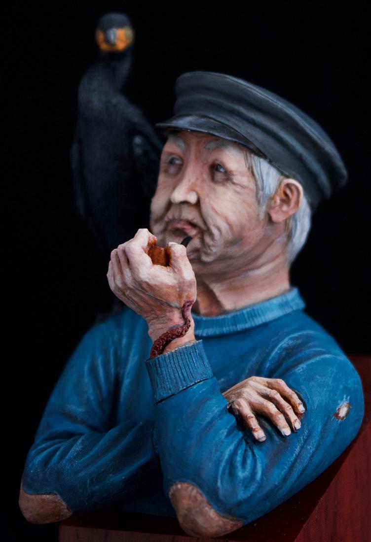 Фигурки: Человек - Рыба, фото #6