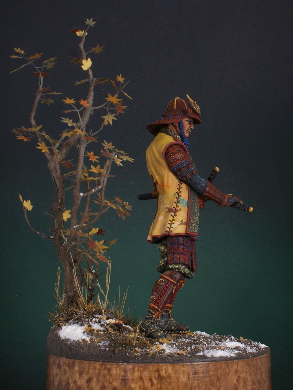 Фигурки: Самурай. XVI век, фото #3