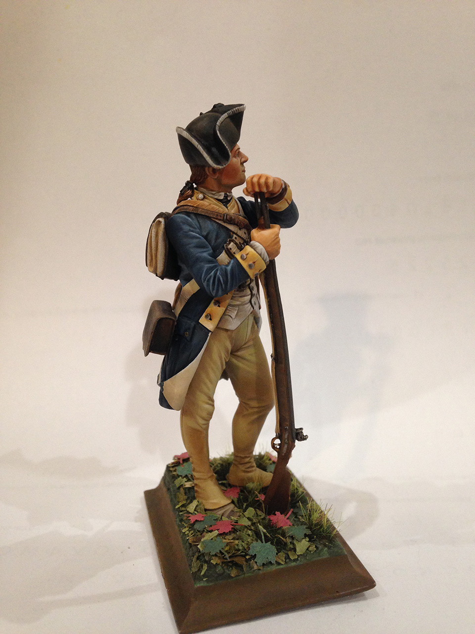 Фигурки:  Рядовой 1-го Нью-Йоркского полка Континентальной армии, фото #4