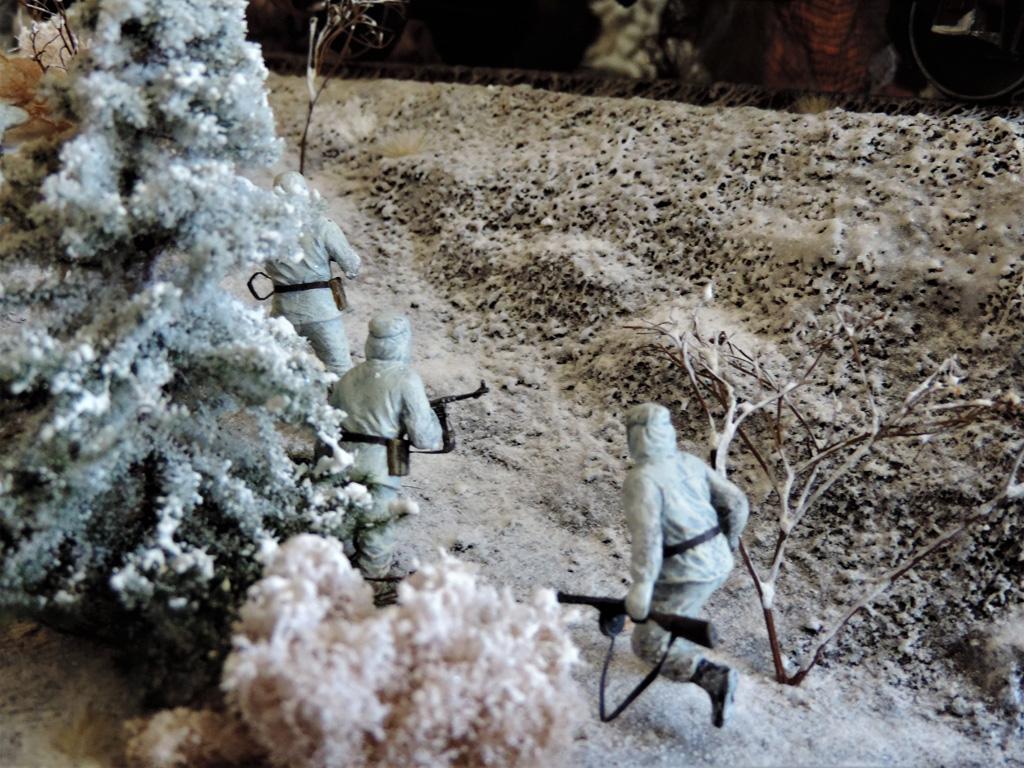 Диорамы и виньетки: Новогодний визит, фото #14