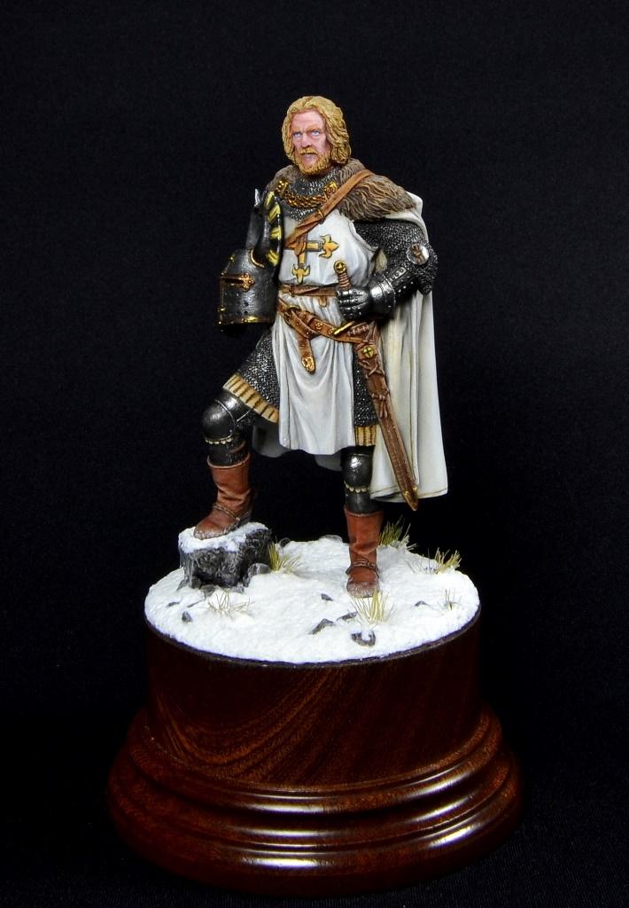 Фигурки: Тевтонский рыцарь, фото #1