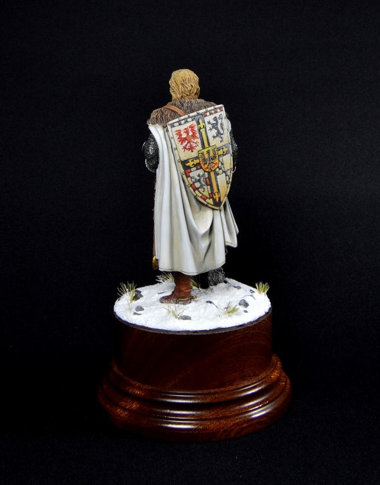 Фигурки: Тевтонский рыцарь, фото #7