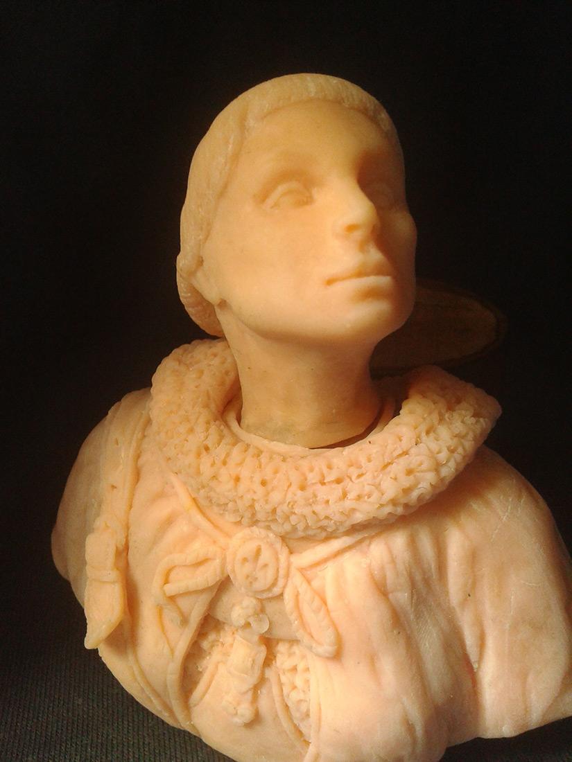 Скульптура: Орлеанская Дева, фото #2