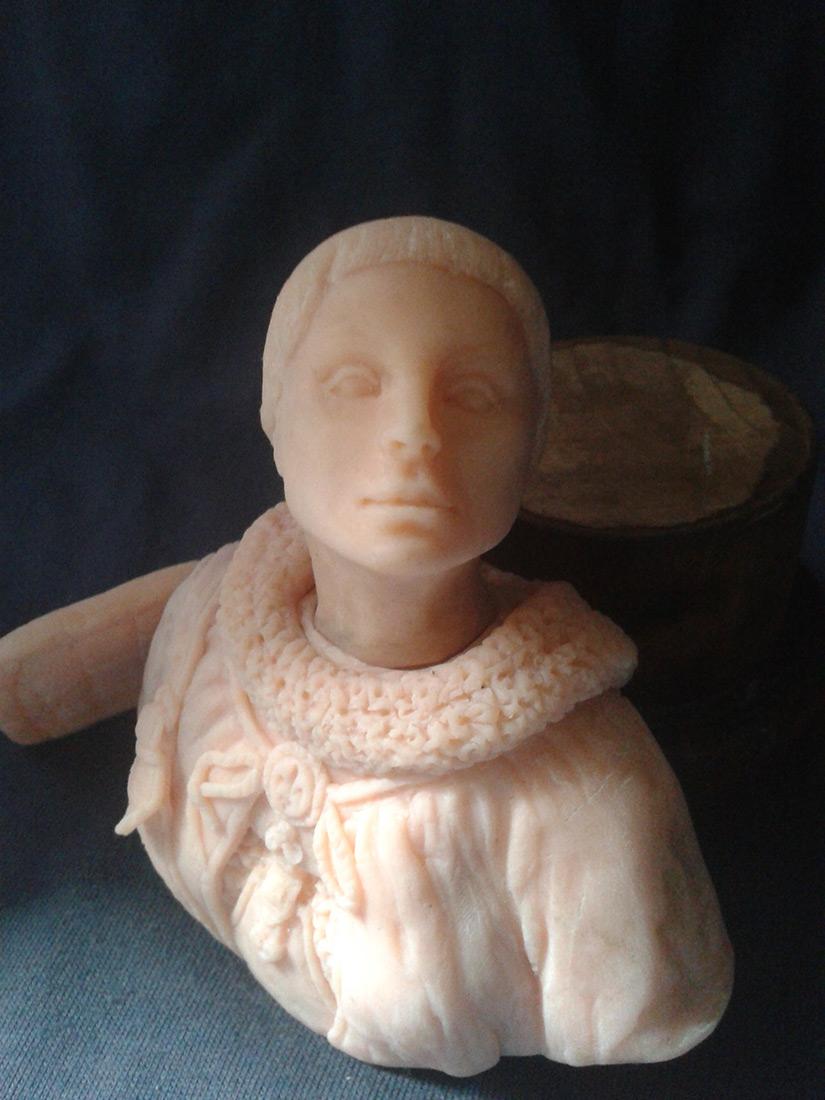 Скульптура: Орлеанская Дева, фото #3