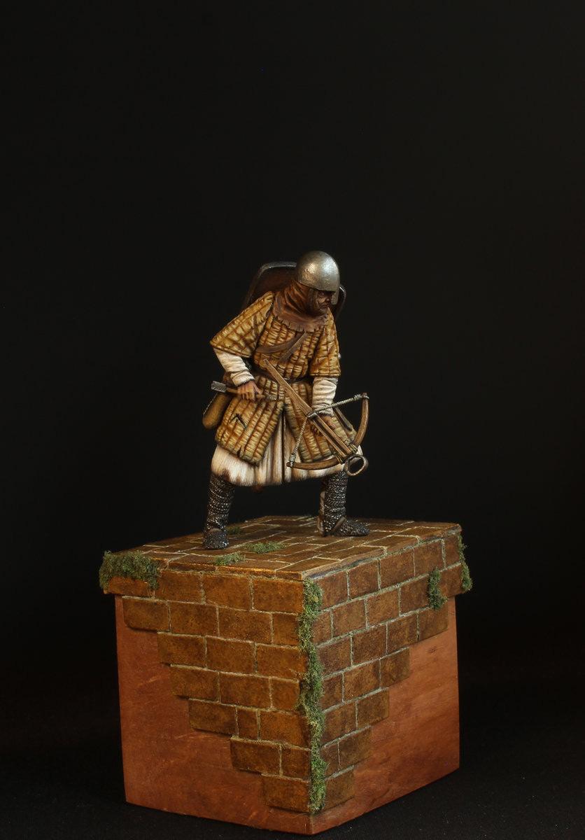 Фигурки: Арбалетчик, XII в., фото #1