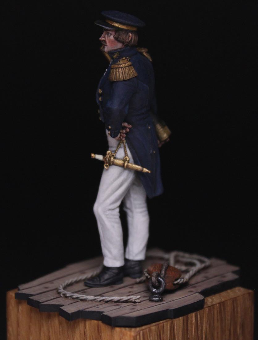 Фигурки:  Capitaine de corvette, Франция, 1845 г., фото #4