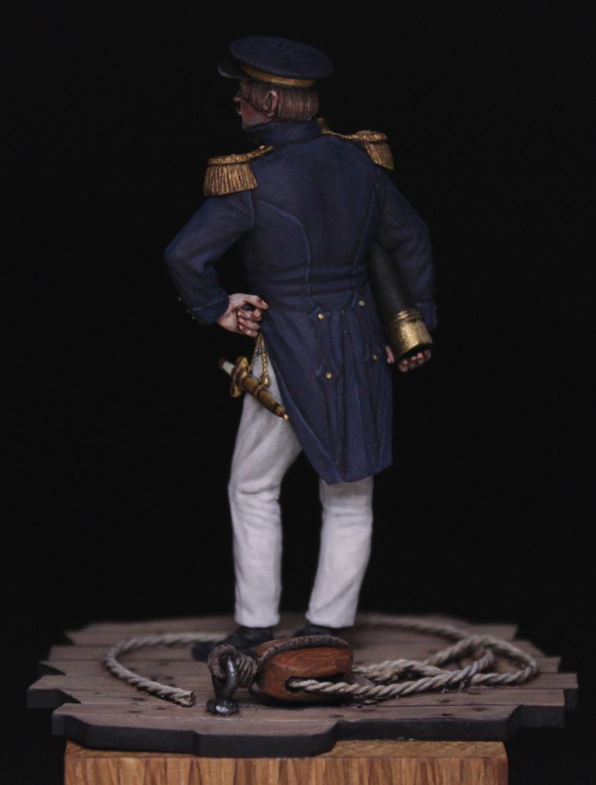Фигурки:  Capitaine de corvette, Франция, 1845 г., фото #5