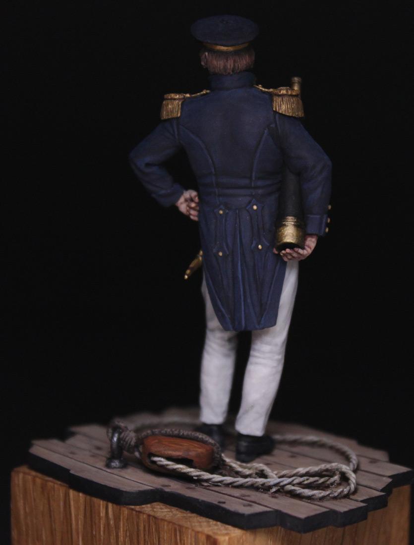 Фигурки:  Capitaine de corvette, Франция, 1845 г., фото #6