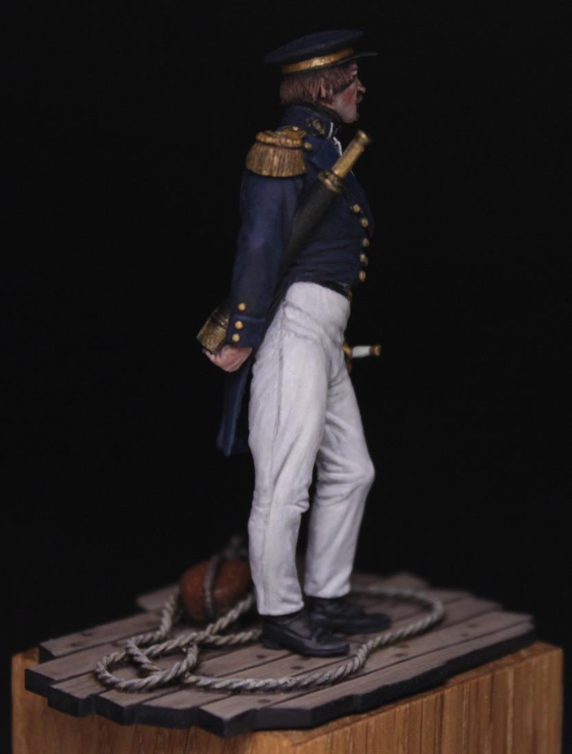 Фигурки:  Capitaine de corvette, Франция, 1845 г., фото #8