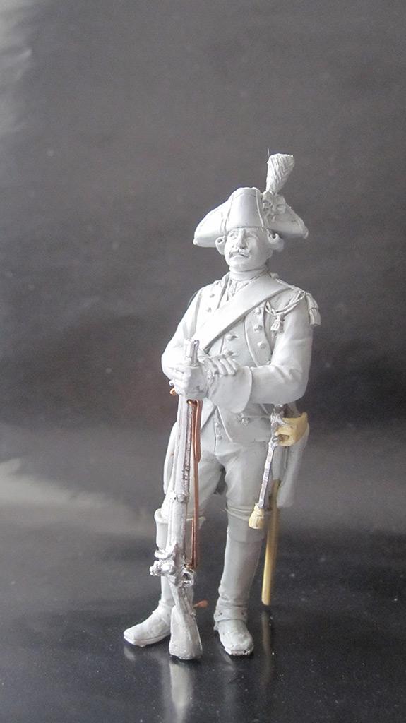 Скульптура: Карабинер, 1774 г., фото #1