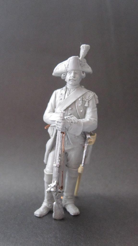 Скульптура: Карабинер, 1774 г., фото #2