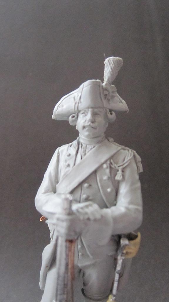 Скульптура: Карабинер, 1774 г., фото #3