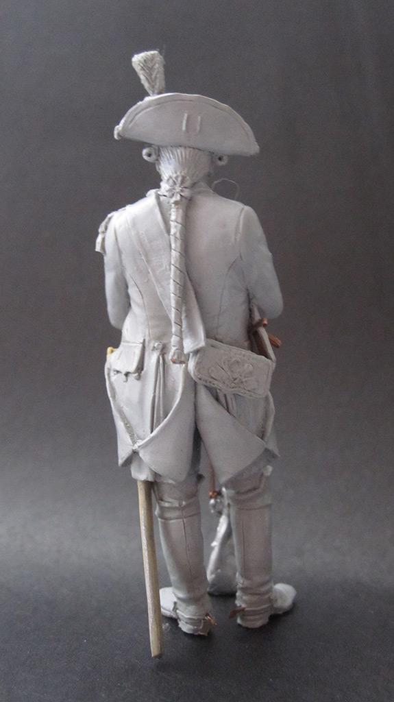 Скульптура: Карабинер, 1774 г., фото #4