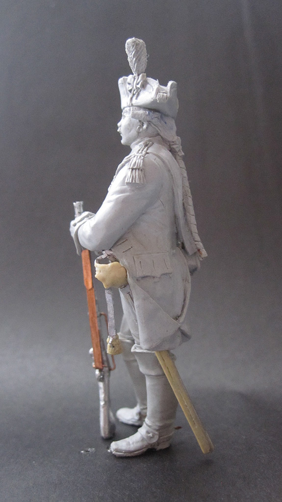 Скульптура: Карабинер, 1774 г., фото #5