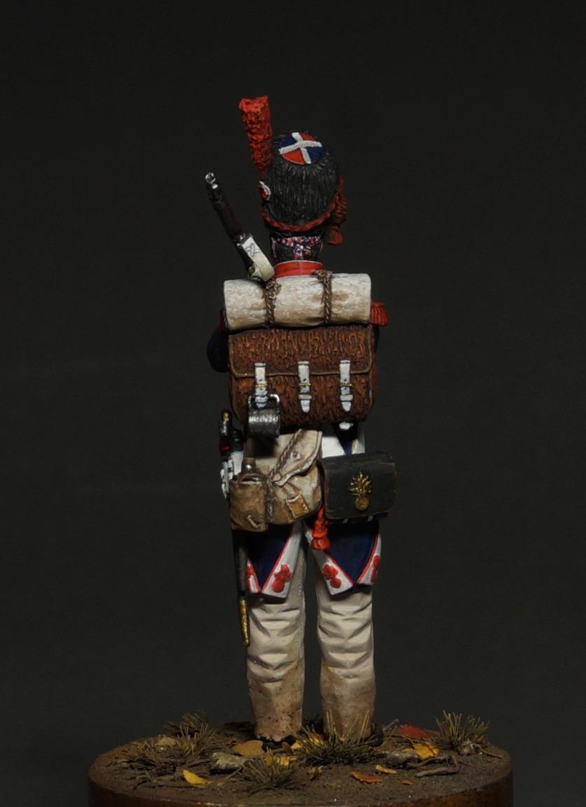 Фигурки: Капрал гренадеров линейной пехоты, 1809 г., фото #8