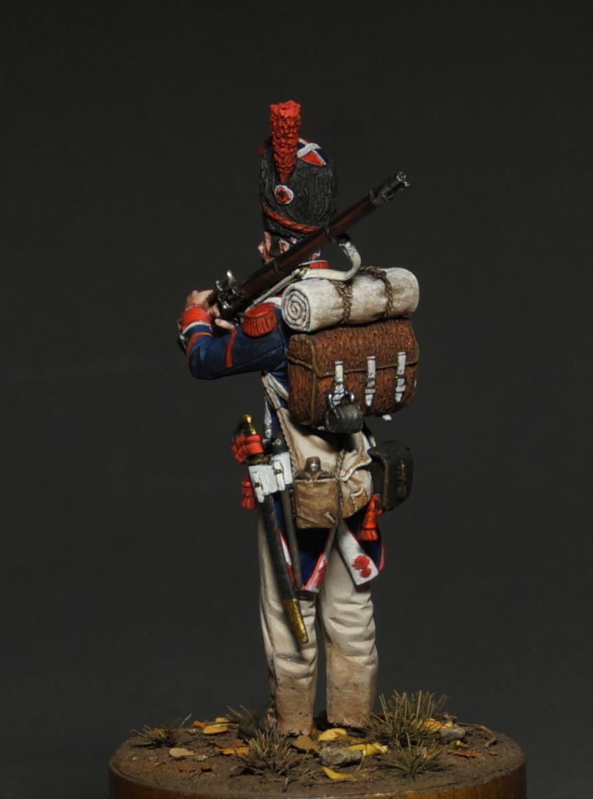 Фигурки: Капрал гренадеров линейной пехоты, 1809 г., фото #9