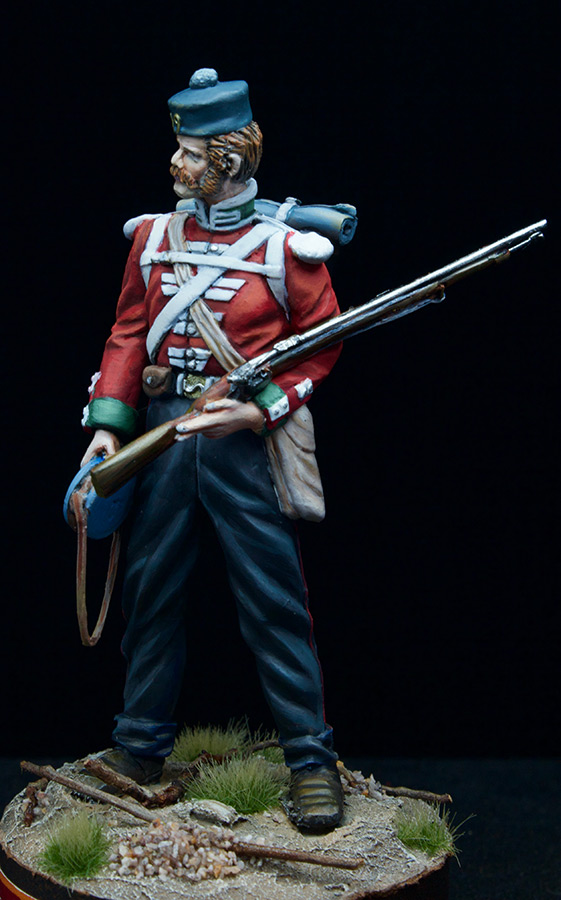 Фигурки: Пехотинец 19-го Пехотного полка , фото #9
