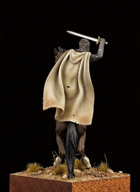 Фигурки: Тамплиер, XIII век, фото #4