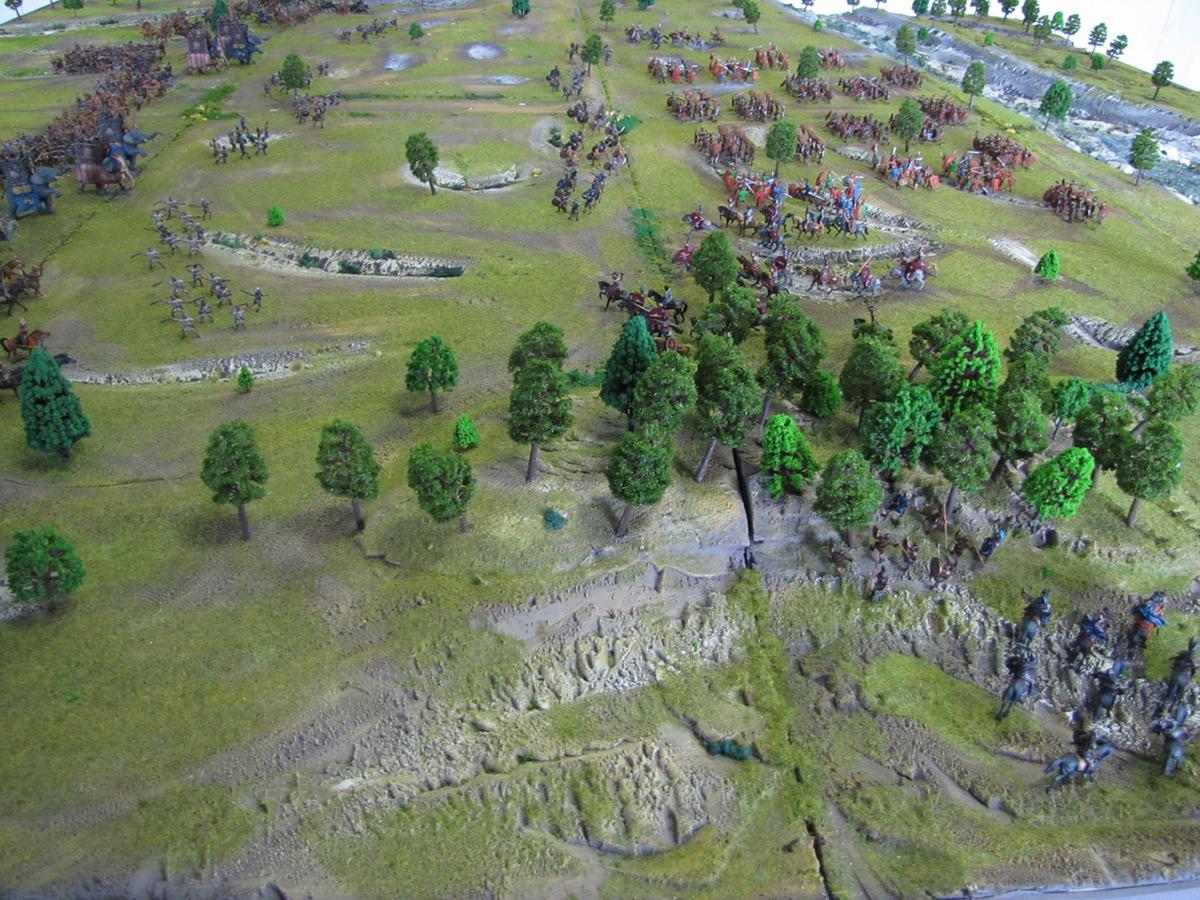 Диорамы и виньетки: Битва при Треббии, фото #10