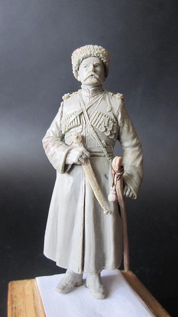 Скульптура: Урядник конвоя, 1913 г., фото #1