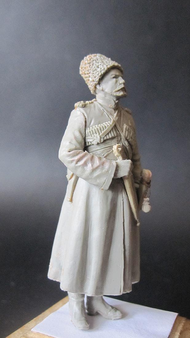 Скульптура: Урядник конвоя, 1913 г., фото #2
