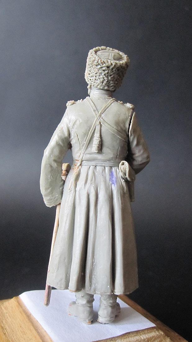 Скульптура: Урядник конвоя, 1913 г., фото #4